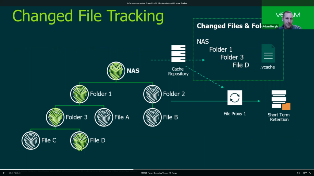 Change File Tracking